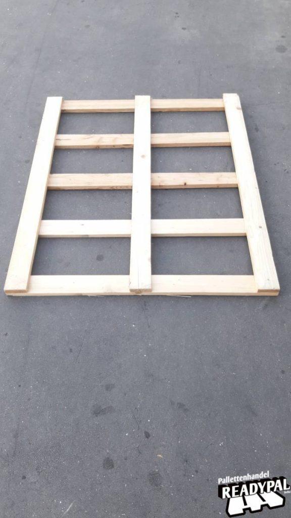 Deksel voor blokpalletten