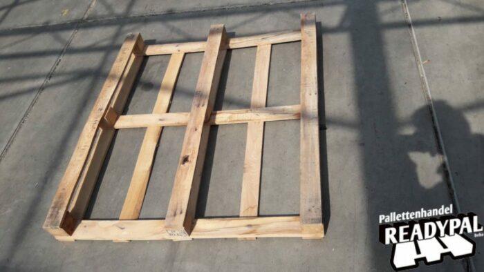 Blokpallet onderkant