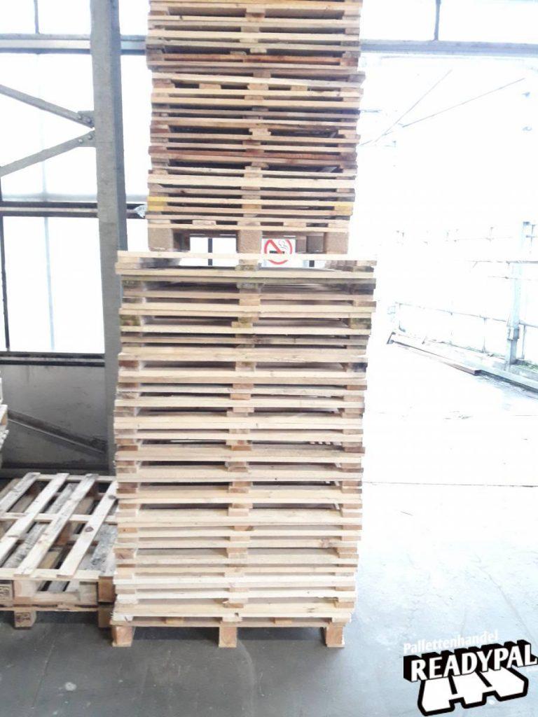 Palletdeksels voor blokpalletten