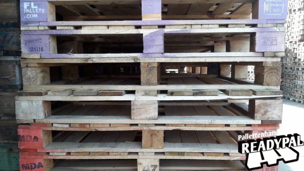 Plankafstand blokpalletten