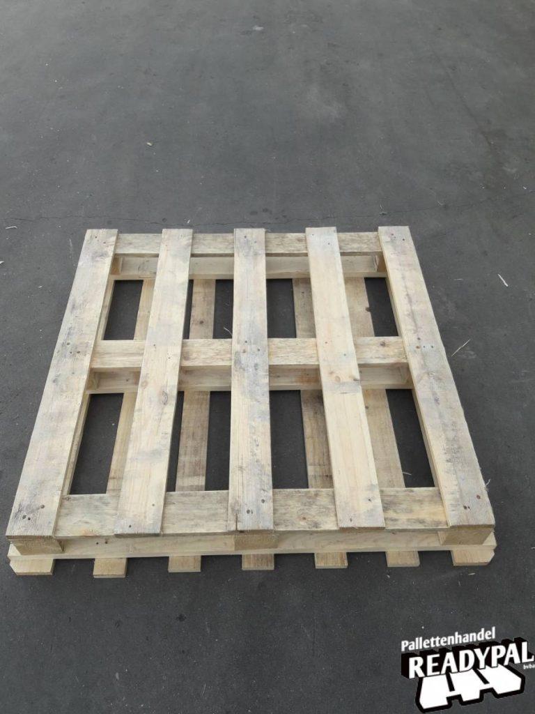 Stevige blokpalletten