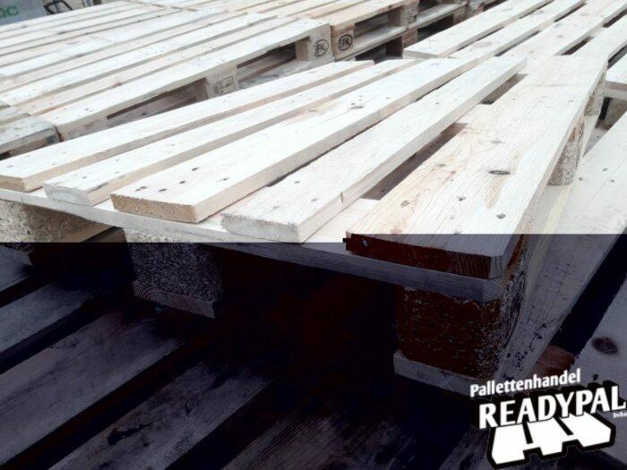 Aankoop en verkoop van paletten Readypal