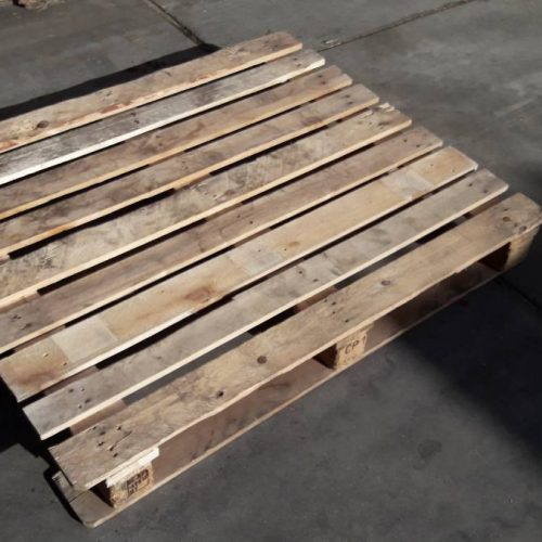 Palletplankafstand 32 mm