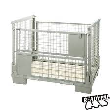 Gitterbox stockage