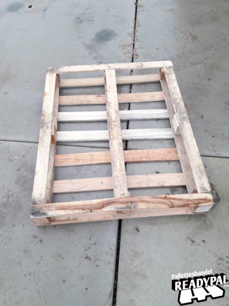 Pallet onderaanzicht hout Readypal