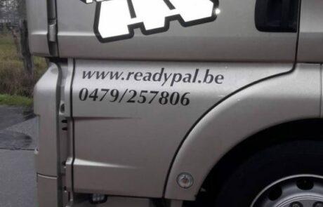Palettenvervoer-Readypal