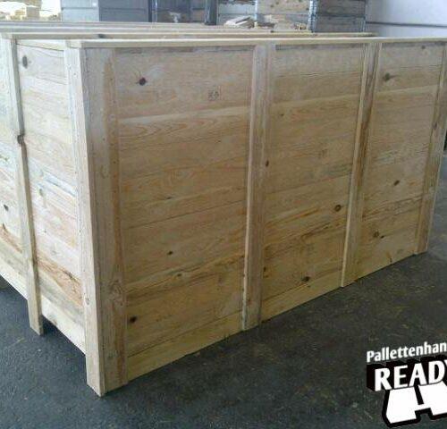 Palletbox bij Readypal